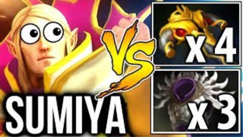 【虎】[DOTA2]Sumiya (卡尔)