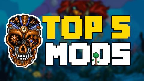 [1.3.5] Top 5 Terraria Mods - 极力推荐的Terraria Mods