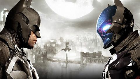 《蝙蝠侠》CG动画合集