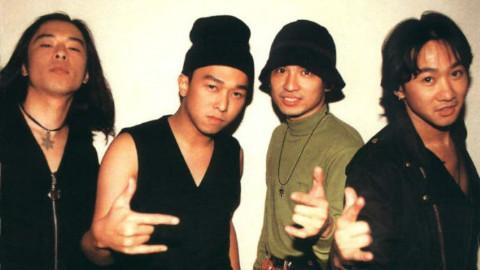 十个曾经红极一时的华语乐坛组合