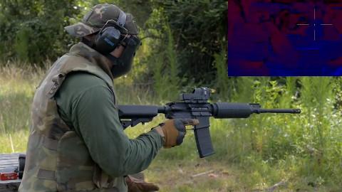 【伊老兵32】终极烧枪测试:Adams Arms产活塞式AR-15