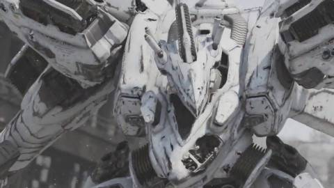 《装甲核心》CG动画合集