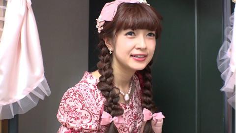 日本洛丽塔超人气模特衷爱中国元素服装【我住在这里的理由82】