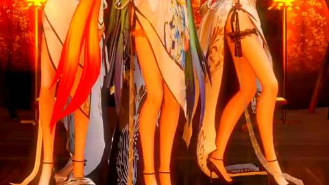 【美美旗袍风】桃源恋歌【初音+亚北+重音】【Ritsu Namine】【GARNiDELiA】