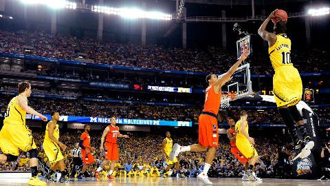 NCAA 美国高中男子篮球联赛绝杀集锦 最纯粹的篮球