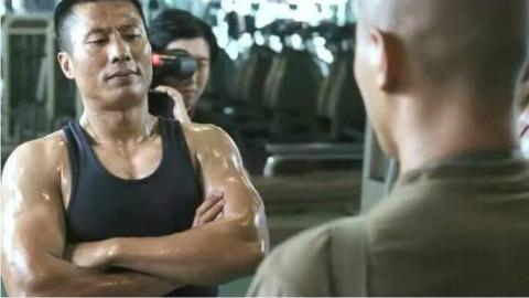 健身教练看不起散打,结果擂台上被打惨