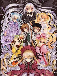蔷薇少女【第一季】【第二季】【第三季】【OVA】
