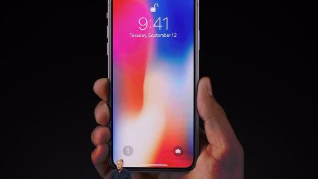 嗨科技特别报道:iPhone X第一时间上手视频