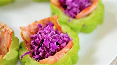 用基佬紫的温度,让你再也不怕吃苦瓜!改变你对苦瓜的非好感
