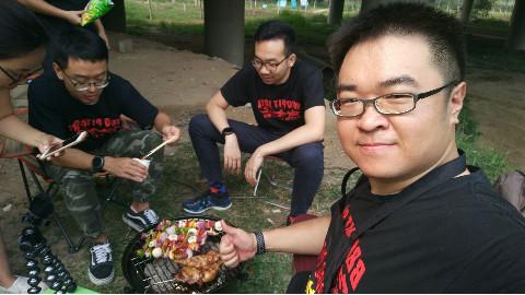 【soso日常】美国土豪BBQ北京根据地烧烤 @Sofronio