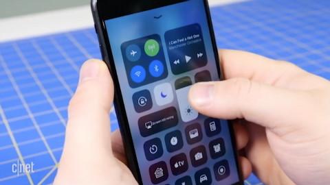 iOS 11来啦!简化面板、长按调节,60秒定制个性化控制中心!