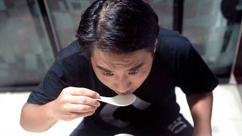 干了这碗白菜汤!@野食小哥