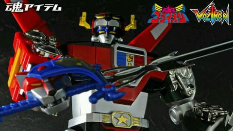 【搬运】万代 超合金魂 GX-71 百兽王