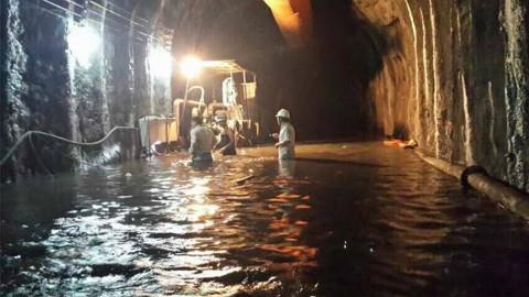【我的国211】中国建世界最难隧道9年挖10公里,一天涌水能装满30层高楼