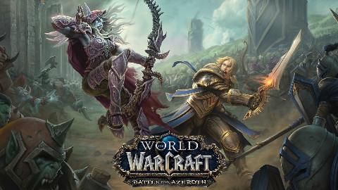 【英语中字】《魔兽世界》8.0——争霸艾泽拉斯开场CG,NGA译版