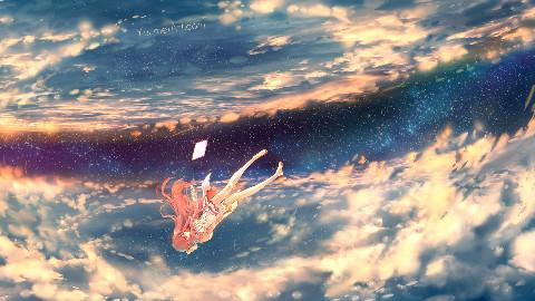 堕入星河,浩瀚无际的辽阔星辰【听歌向】