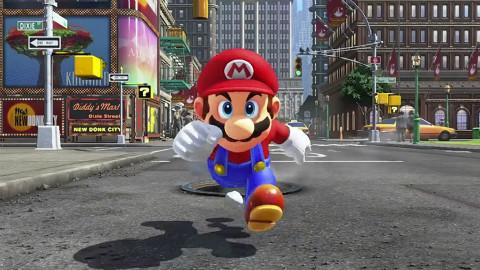 Switch最好玩的15个游戏—2017 2018