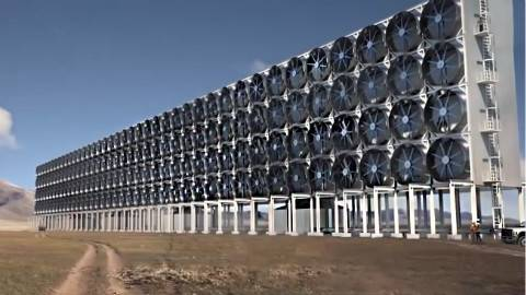 这风扇能净化全球1%的废气,不仅能发财,也能拯救地球