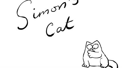 Pawtrait-Simon s cat