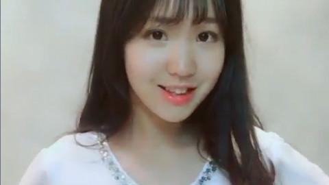 清纯妹子的仙气古风舞蹈,这笑容甜得能融化人!