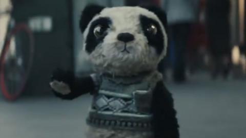 【暖心广告】熊猫回家路