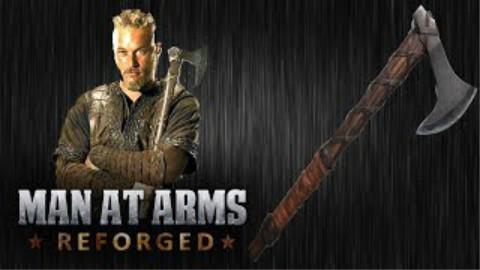 武器人间:重铸—拉格纳的斧(维京传奇)MAN AT ARMS: REFORGED【生肉】