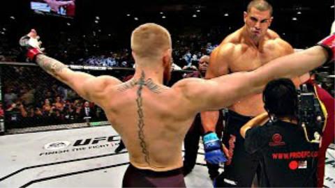 一拳让你睡觉!UFC擂台上TOP20最佳KO!