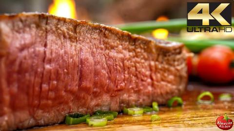 【soso字幕】野外厨房 价值1000美元神级牛排 ASMR @Sofronio #阿尔马桑厨房#