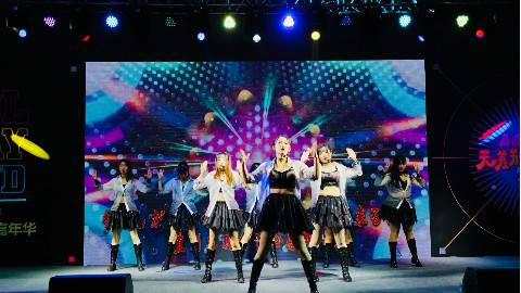 【AC舞斗大赛3】第三届Acfun无差别舞斗大赛团体赛——【SAKURA48】
