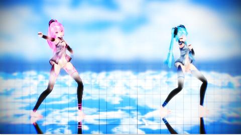 巡音与miku的轮舞【ELECT】