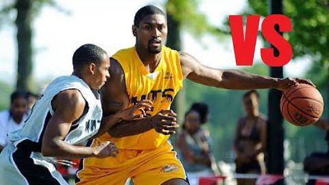 【去你的篮球梦】NBA职业球员vs球迷集锦