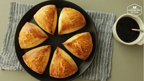 李子明同学,你妈妈给你送英式奶油松饼早餐啦