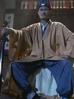 香港灵幻电影中的高人