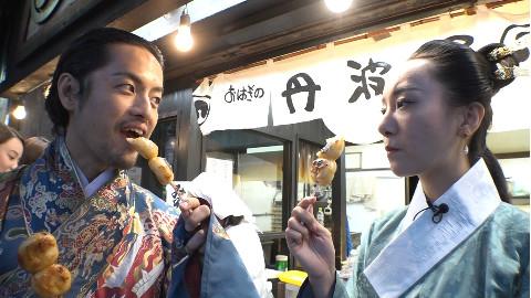 """京都街头""""万众瞩目""""的汉服小姐姐究竟美成什么样?【我住在这里的理由93】"""