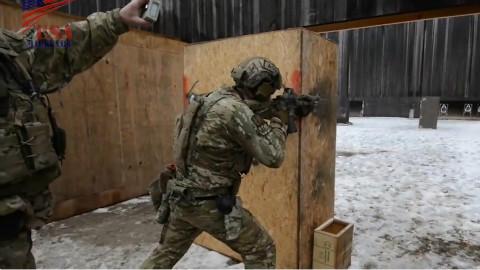 【部队纪实】美国陆军 10th SFG射击训练