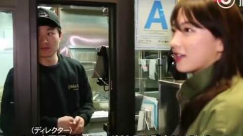 韩国女星在日本遇到中国小伙,俩人飚起四国语言,嘉宾都怒了!