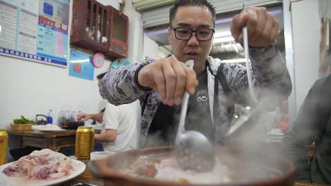 【品城记】广州︱你可能经常吃鸡煲,但鸡肉起片下火锅你吃过没?那才就一个爽!