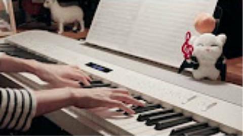 【FF14】クガネ 夜 KUGANE night piano cover 弾いてみた