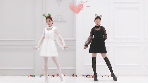 【十元酱】妖精的尾巴OP《MASAYUME CHASING》翻跳,黑丝白丝年度大PK!