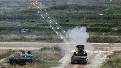 2K22 通古斯30mm防空车/导弹系统