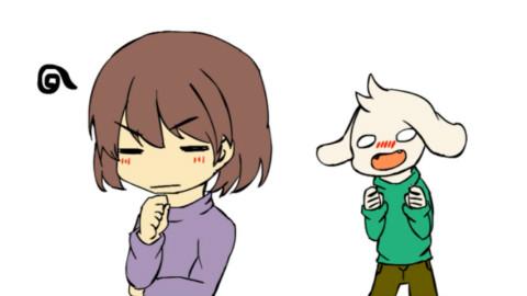 【Undertale】动画~《草的味道》