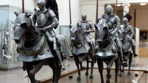 中国宋代军队与同时期欧洲骑士防护装备大对比,结果跌破你眼眶