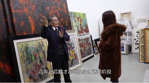 走进艺术家之专访艺术家徐茂平先生全集丨画酷人物