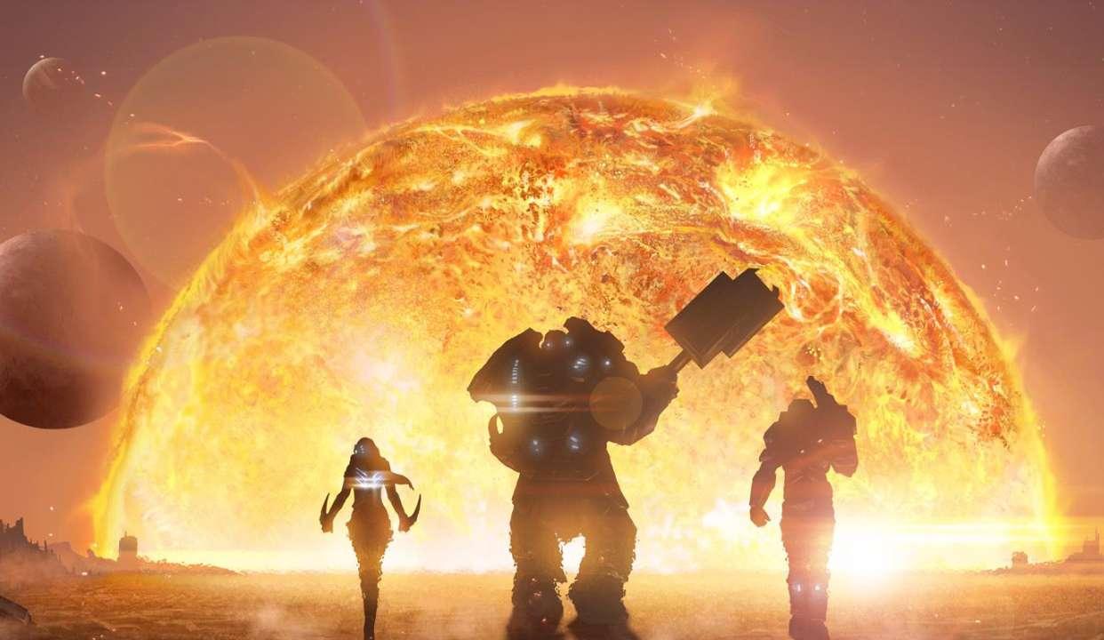 如果天上有3个太阳,地球会变成什么样?