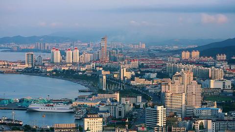中国最让人羡慕的城市,干净整洁美女如云,很多少女来自俄罗斯