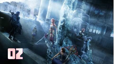 《最终幻想13-2》剧情CG动画——第二章