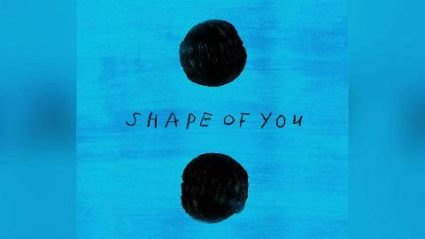 【清水】shape of you