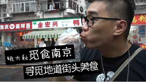 【品城记】南京︱据说南京的鸭子美味独步天下,试过以后我表示是服气的!