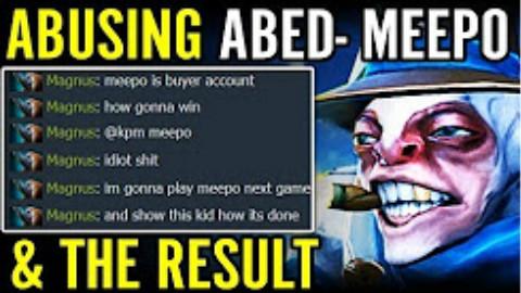 米波 Abed