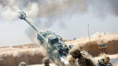 【点兵510】炮兵作战都有哪些套路?越南这次算是被玩坏了